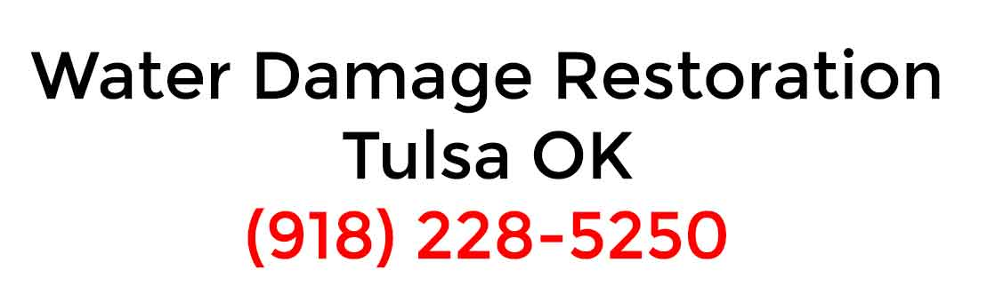 Water Damage Restoration Tulsa OK