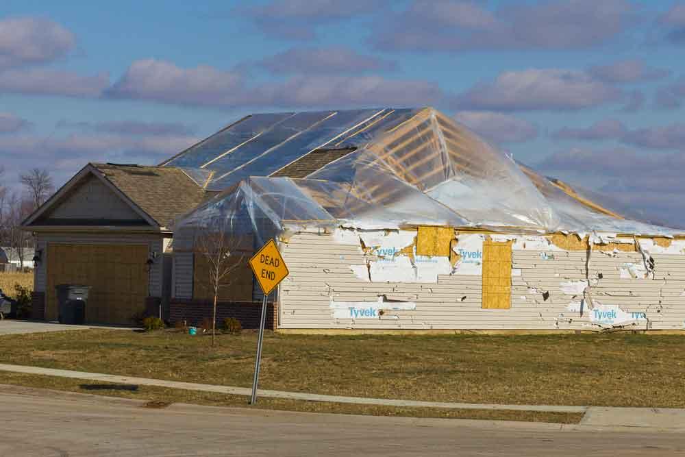 storm damage restoration company